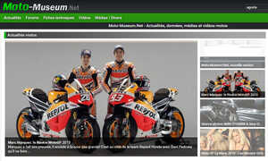 Moto-Museum.Net, nouvelle version