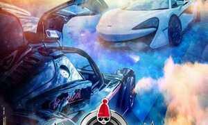 7e édition Motor Sportive Day, à Montchavin-la-Plagne