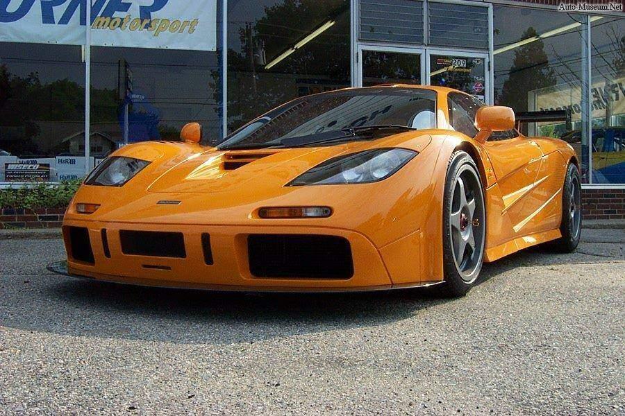 McLaren F1 LM (1995-1997),  ajouté par Raptor
