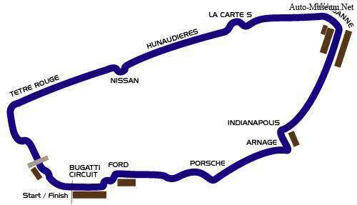 Circuit Permanent de la Sarthe / Circuit du Mans,  ajouté par Raptor