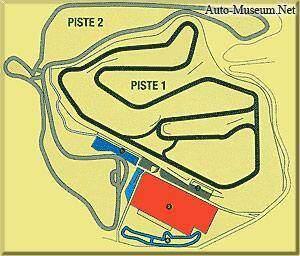 Circuit de Nîmes-Lédenon,  ajouté par Raptor