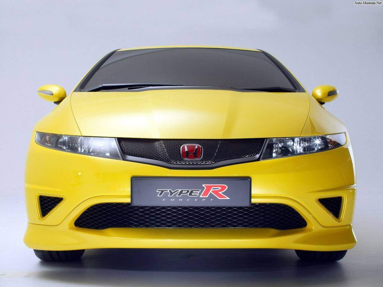 Honda Civic Type-R  Concept (2006),  ajouté par Raptor