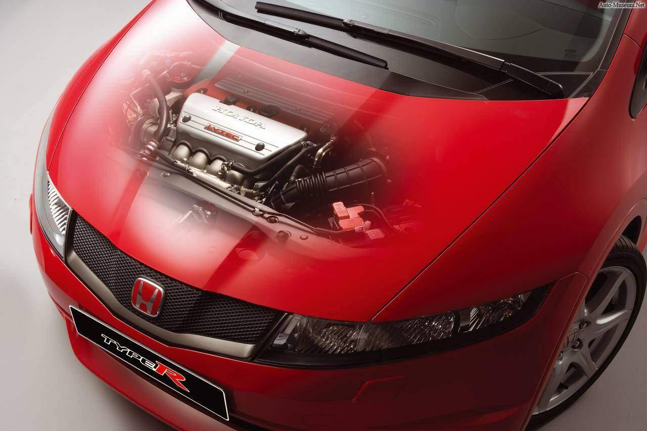 Honda Civic VIII Type-R (2007-2011),  ajouté par Raptor
