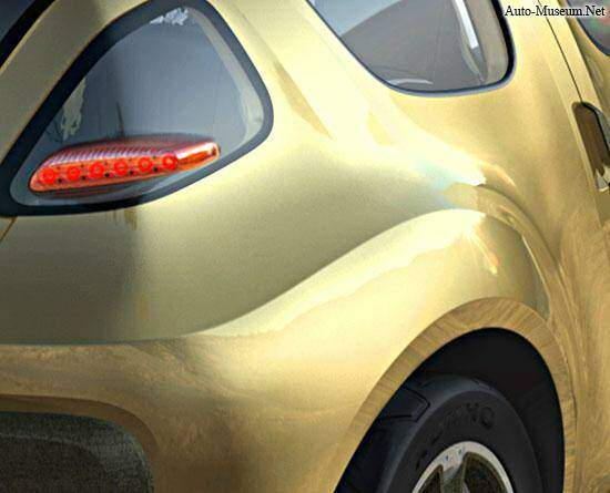 Hyundai Hellion HCD-10 Concept (2006),  ajouté par MissMP