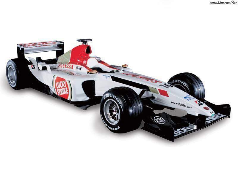 BAR 005 Honda (2003),  ajouté par fox58
