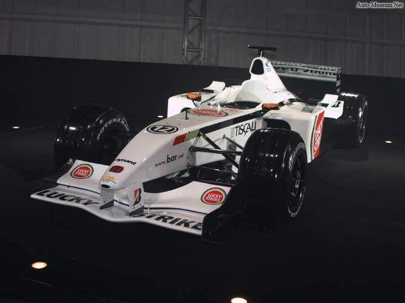 BAR 004 Honda (2002),  ajouté par fox58