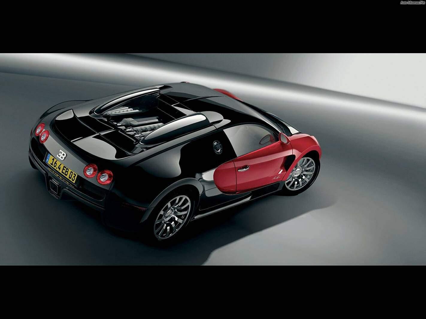 Bugatti EB 16.4 Veyron (2005-2011),  ajouté par Raptor