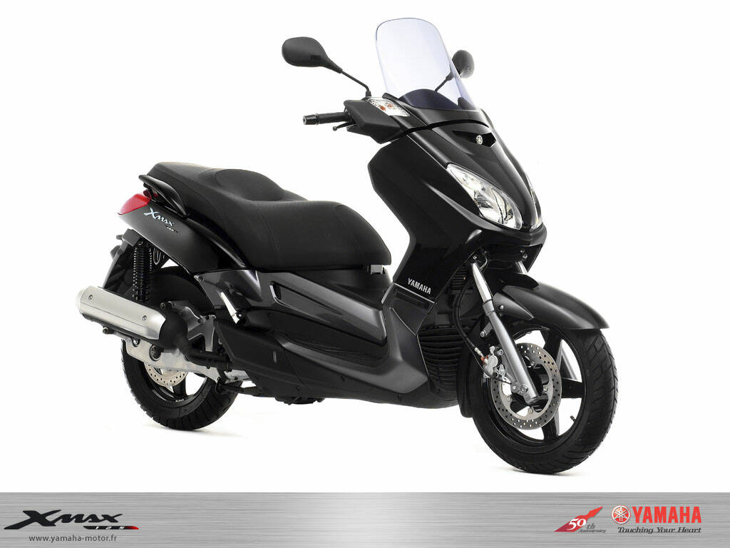 fiche technique yamaha x max 125 2007. Black Bedroom Furniture Sets. Home Design Ideas