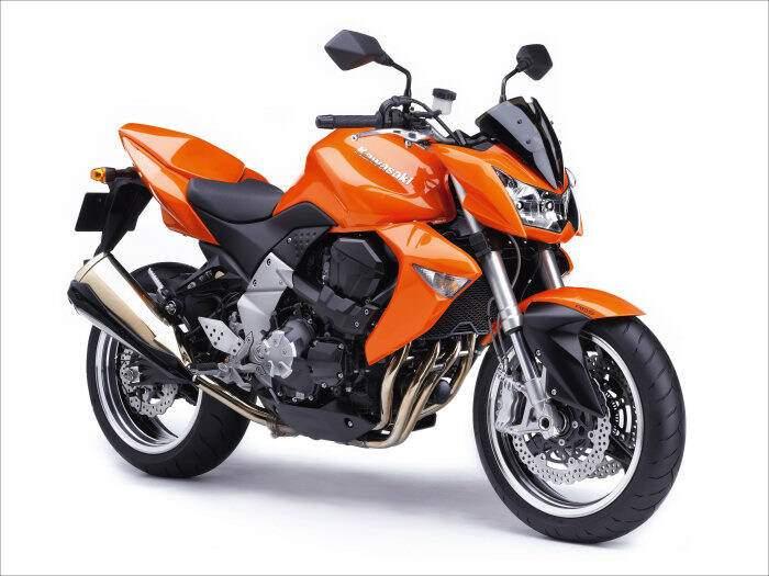 Sport nackt z 1000 Motorrad