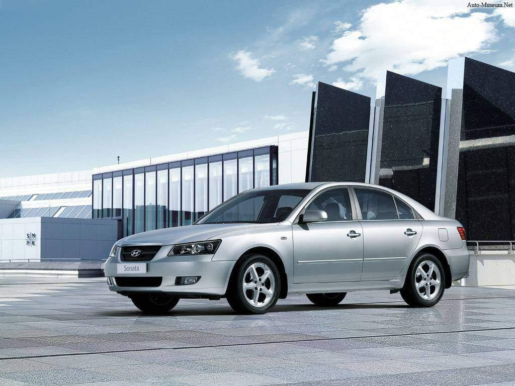 Hyundai Sonata V 2.4 16v (2005-2007),  ajouté par fox58