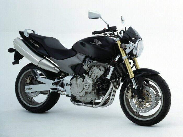 Honda CBF 600 Hornet (2005-2006),  ajouté par nothing