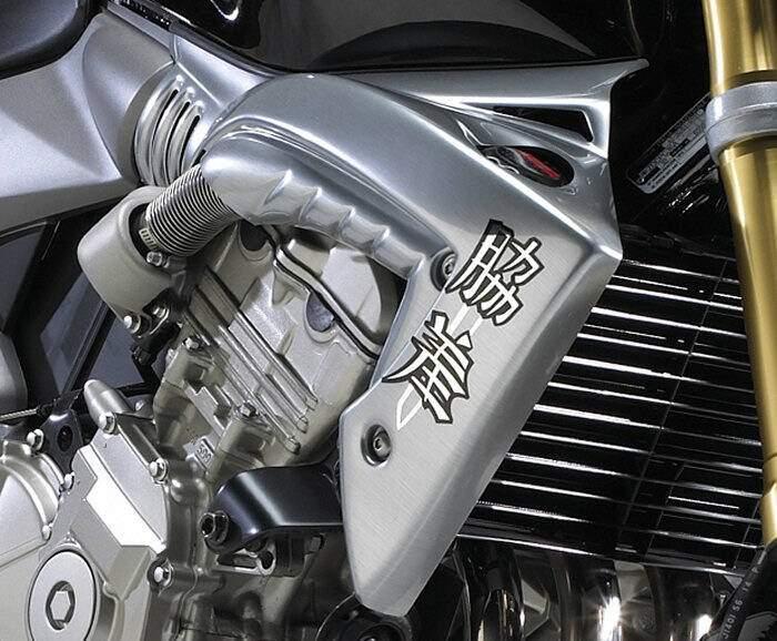 Honda CBF 600 Hornet Wakizashi (2005),  ajouté par nothing