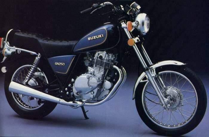 Suzuki GN 250 (1983-1992),  ajouté par nothing