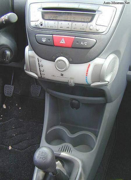 Citroën C1 1.0 (2005-2014),  ajouté par caillou