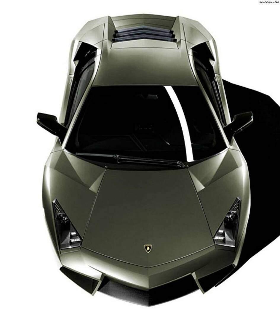 Lamborghini Reventón (2007),  ajouté par Raptor