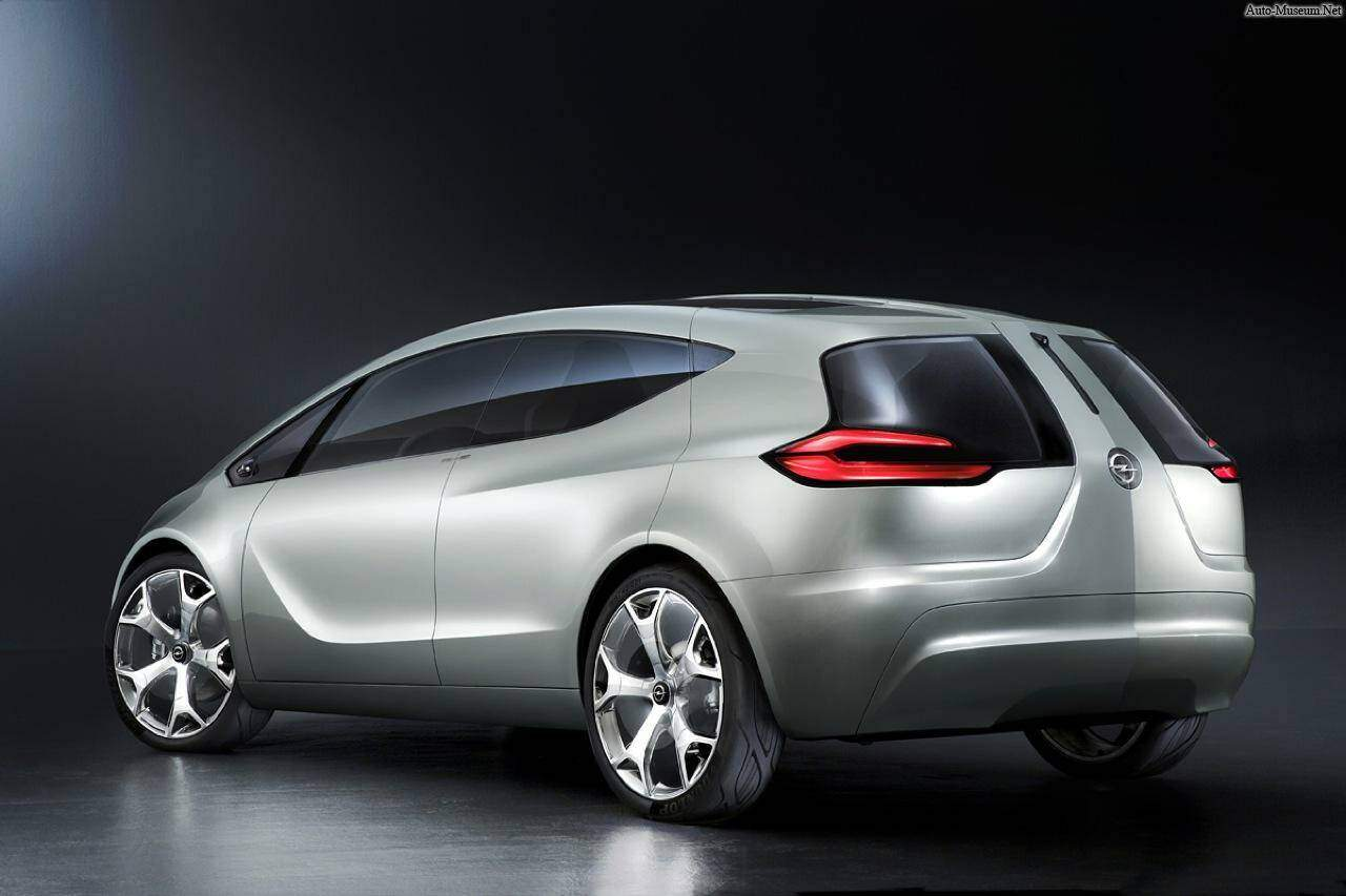 Opel Flextreme Concept (2007),  ajouté par caillou