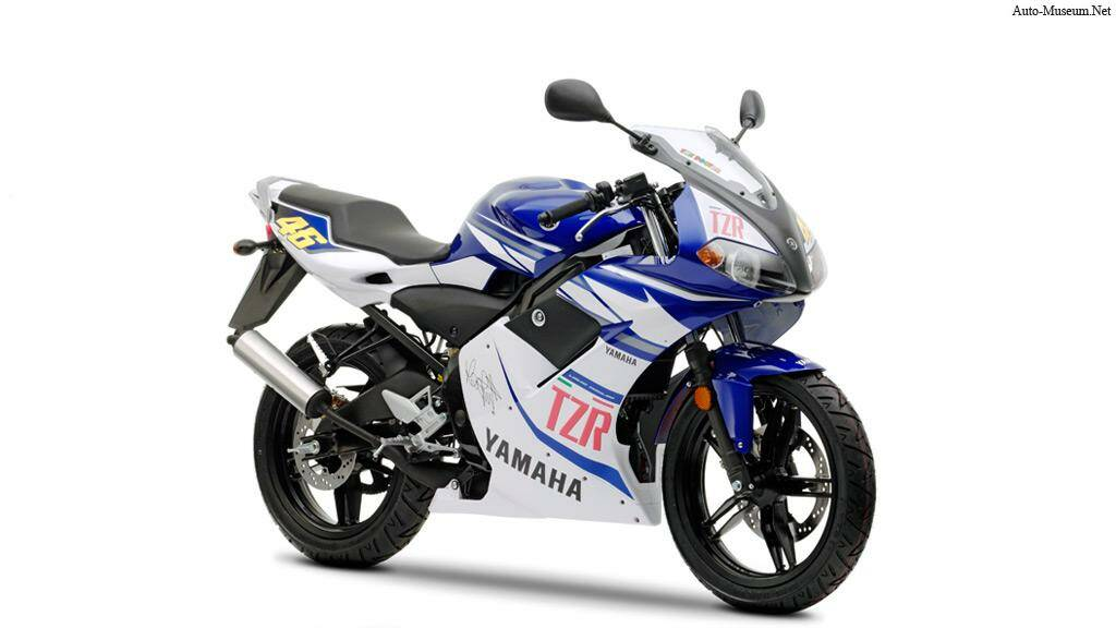 fiche technique yamaha tzr 50 race replica 2008. Black Bedroom Furniture Sets. Home Design Ideas
