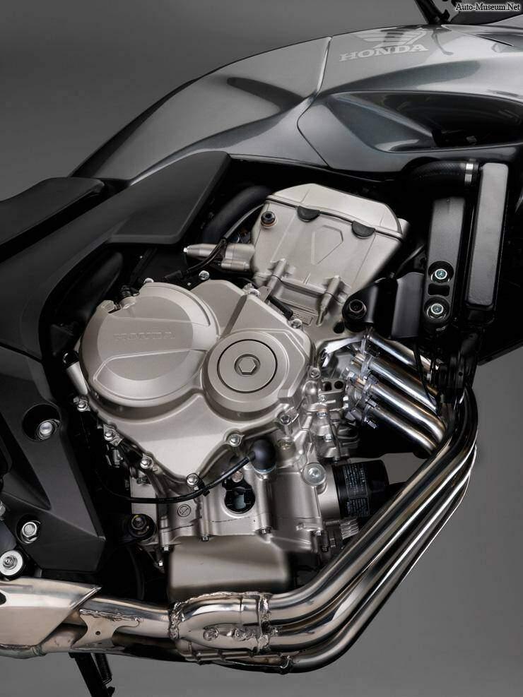 Honda CBF 600 S (2008),  ajouté par MissMP