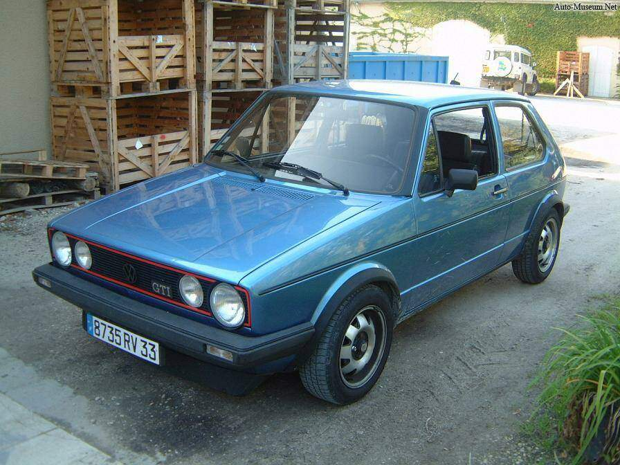 fiche technique volkswagen golf 1 8 gti 1982 1983. Black Bedroom Furniture Sets. Home Design Ideas