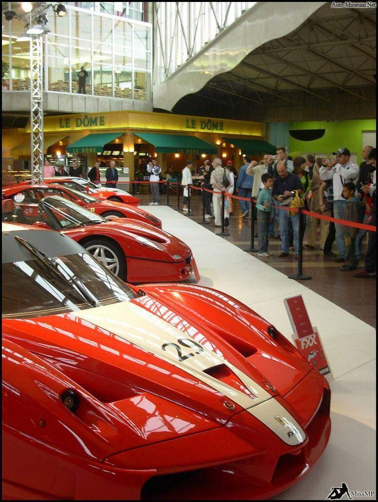 Ferrari FXX (2005-2006),  ajouté par MissMP