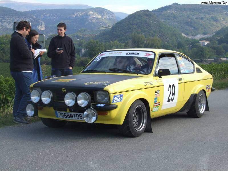 Opel Kadett III Coupé GT/E (1975-1977),  ajouté par manudup