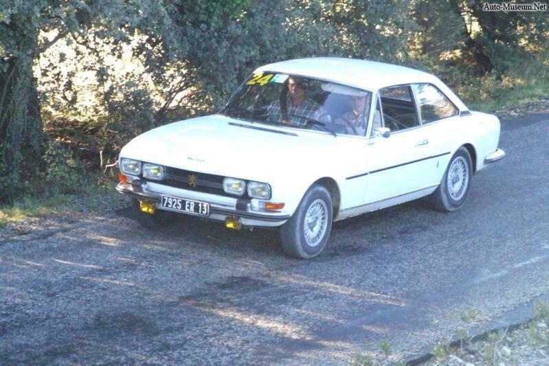 Fiche technique peugeot 504 coup 2 0 1971 1983 - 504 coupe fiche technique ...