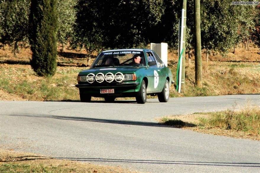 Opel Ascona II 1.6 S (B) (1976-1981),  ajouté par manudup