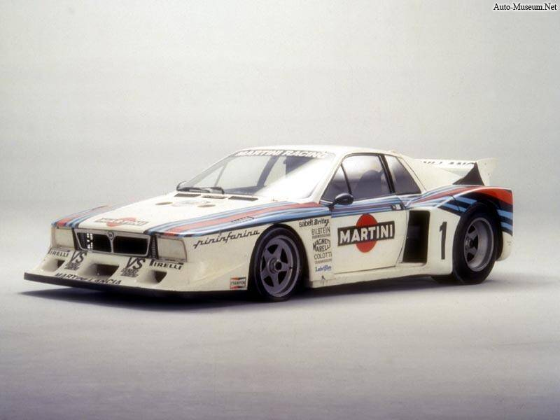 Fiche Technique Lancia Beta Montecarlo Turbo  1979