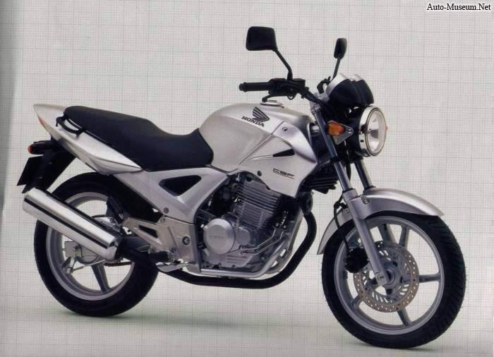 Honda CBF 250 (2004),  ajouté par ro0tswitch