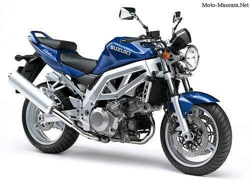 fiche technique suzuki sv 1000 n  2003