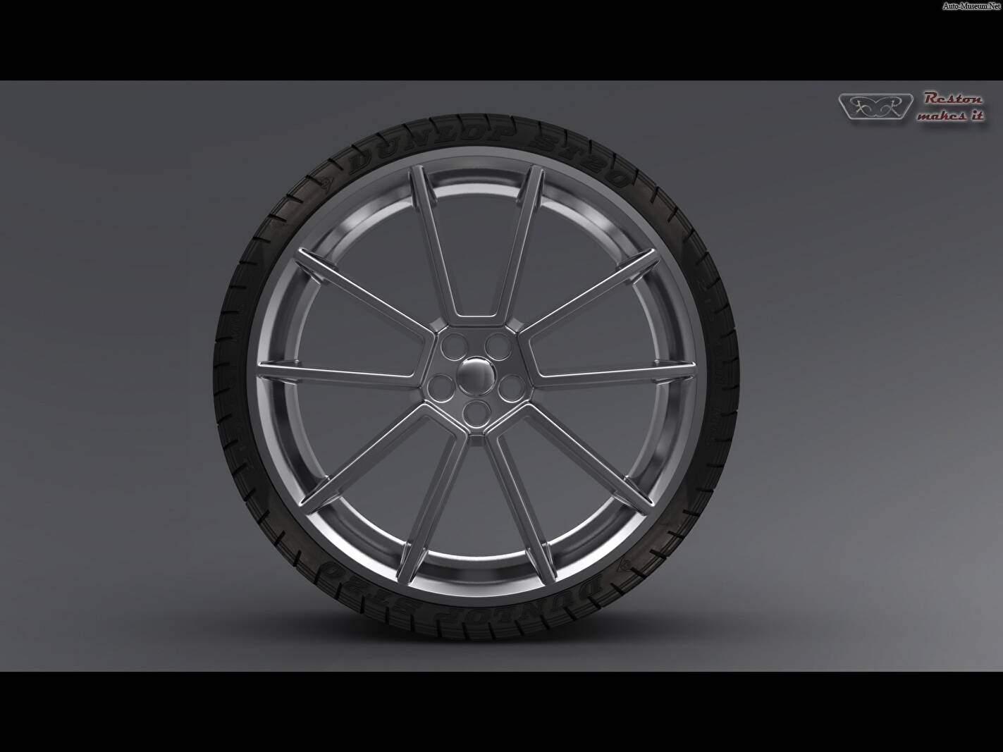 Rafael Reston Cuda Concept Design (2008),  ajouté par MissMP