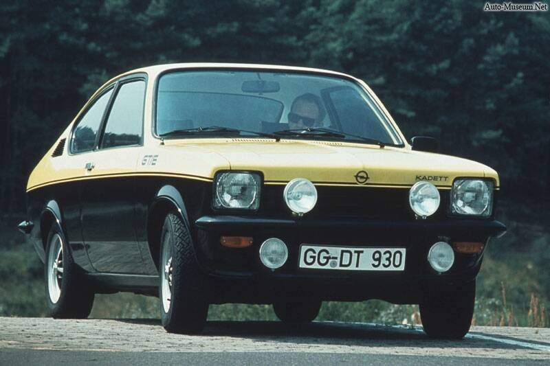 Opel Kadett III Coupé GT/E (1975-1977),  ajouté par bef00