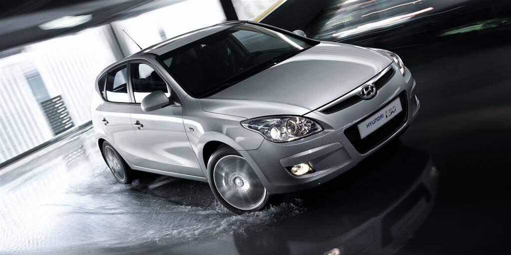 Hyundai i30 1.4 (2008-2012),  ajouté par riahclam