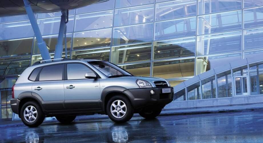 Hyundai Tucson 2.7 V6 (2004-2010),  ajouté par riahclam