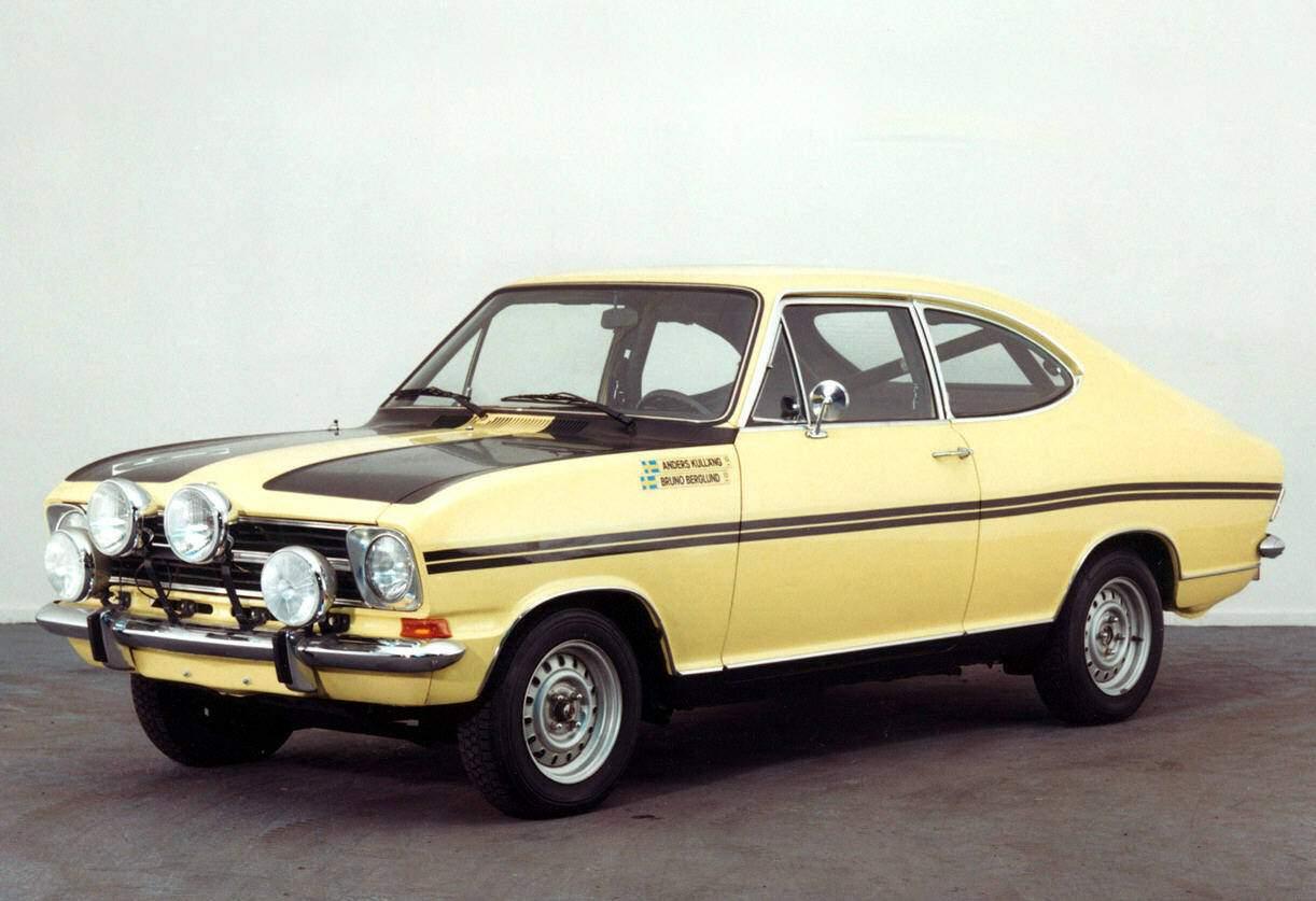 Opel Kadett II Rallye 1900 (1967-1973),  ajouté par bef00