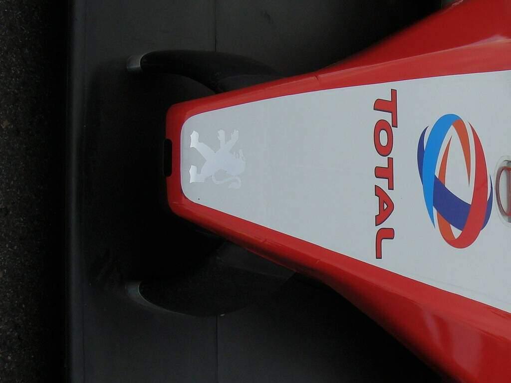 Peugeot 908 V12 HDi (2006),  ajouté par Raptor