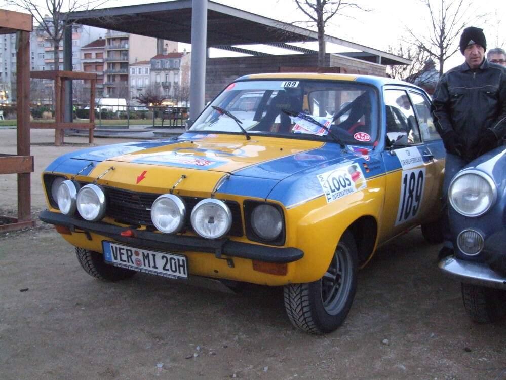 Opel Ascona 1.9 S (1970-1975),  ajouté par manudup