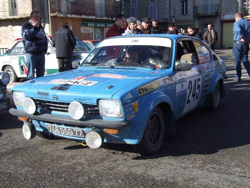 Opel Kadett III Coupé GT/E (1977-1979),  ajouté par manudup