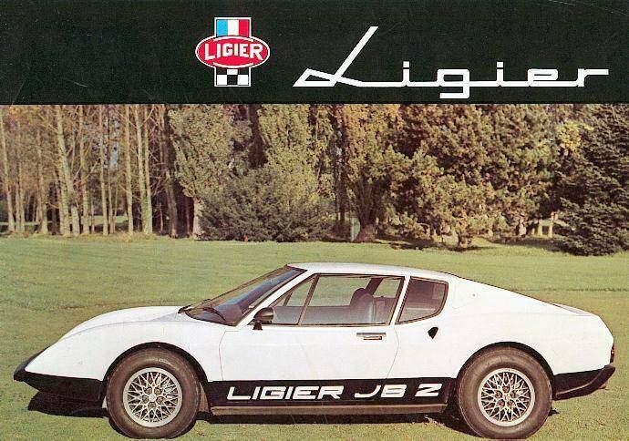 Ligier JS2 3.0 (1973-1975),  ajouté par bef00