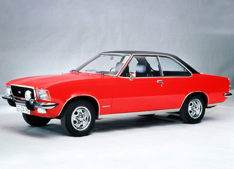 Opel Commodore II Coupé GS 2.5 H (1972-1973),  ajouté par bef00
