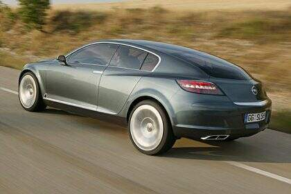 Opel Insignia Concept (2003),  ajouté par rinspeed