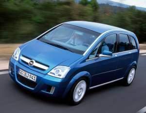 Opel Concept M (2002),  ajouté par fox58