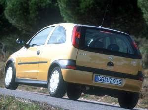 Opel Corsa III 1.0 (2003-2006),  ajouté par fox58