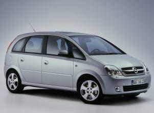 Opel Meriva 1.6 100 (2003),  ajouté par fox58