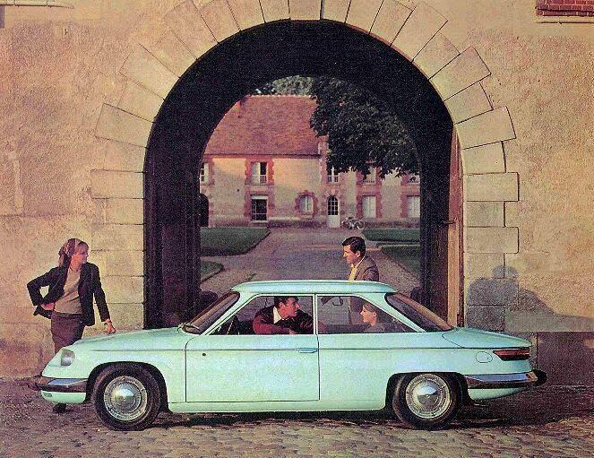 Panhard 24 B (1964-1967),  ajouté par bef00