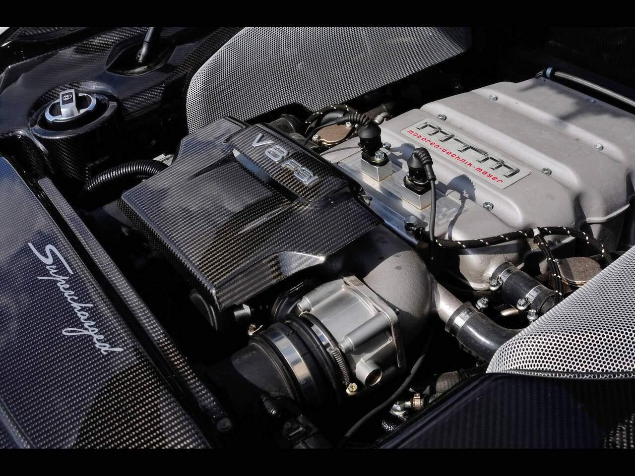 MTM R8 R Supercharged (2008-2012),  ajouté par bertranddac