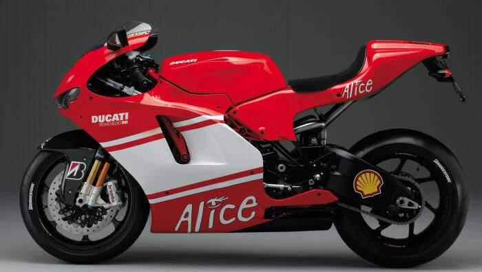 Ducati 1000 Desmosedici D16 RR (2007),  ajouté par nothing
