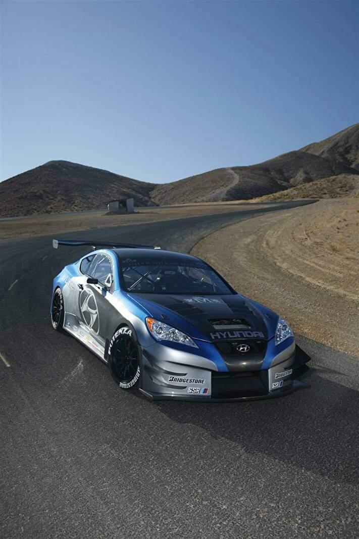 Hyundai Genesis RHYS Millen Racing (2008),  ajouté par fox58