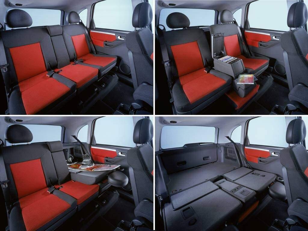 Opel Meriva 1.3 CDTi 75 (2006),  ajouté par rossi46