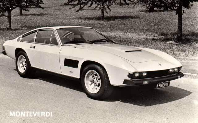 Monteverdi Berlinetta (1972-1977),  ajouté par bef00